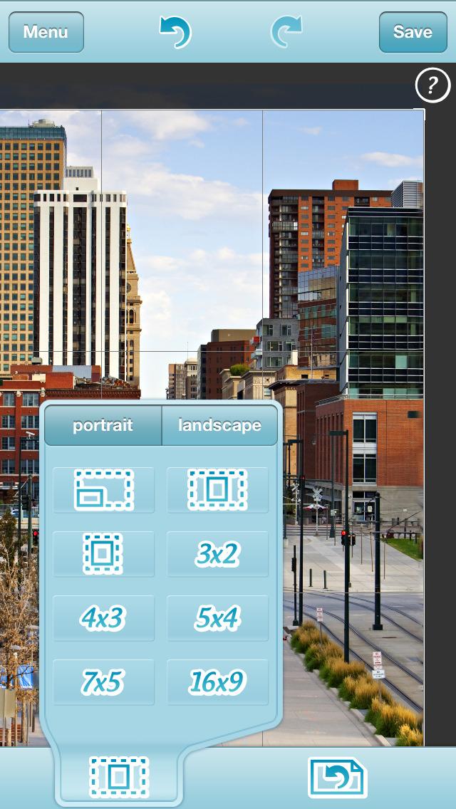 Recrop screenshot 3