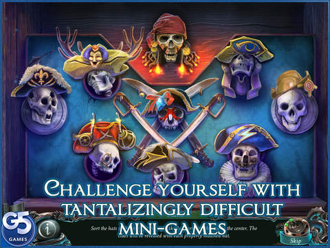 Nightmares from the Deep™: Davy Jones, Collector's Edition HD (Full) screenshot 4