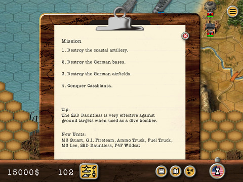 Tank Operations: European Campaign screenshot 5