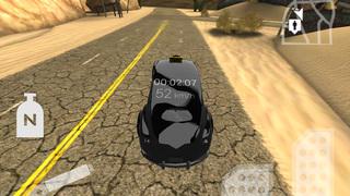 Real Taxi Driver 3D: Crazy Cab City Rush - Free Car Racing Games screenshot 2