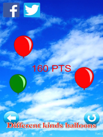 Aim And Shoot Balloon With Bow - No Bubble In The Sky Free screenshot 5