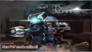 Star Warfare:Alien Invasion screenshot 1