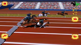 Horse Racing 3D 2015 Free screenshot 3