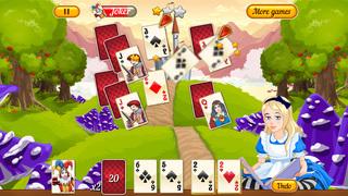 Neverland Solitaire screenshot 2