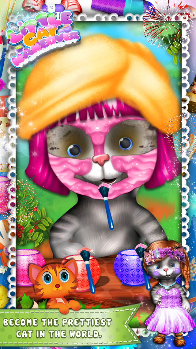 Little cat makeover screenshot 3