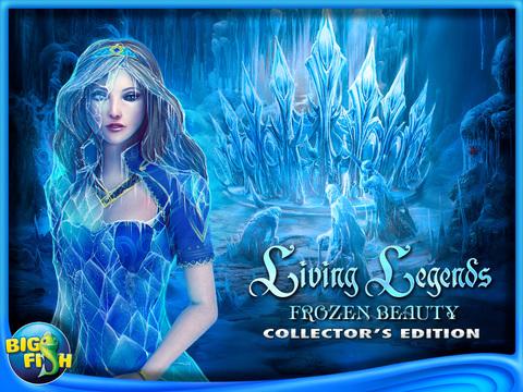 Living Legends: Frozen Beauty HD - A Hidden Object Fairy Tale screenshot 5