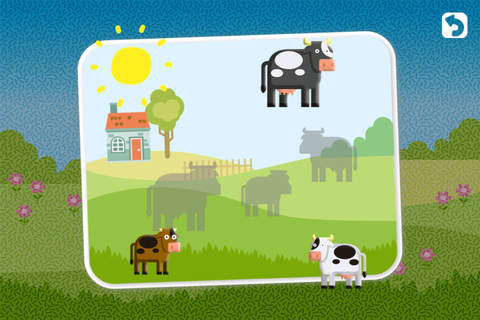 My first jigsaw Puzzles : Animals to the farm - náhled