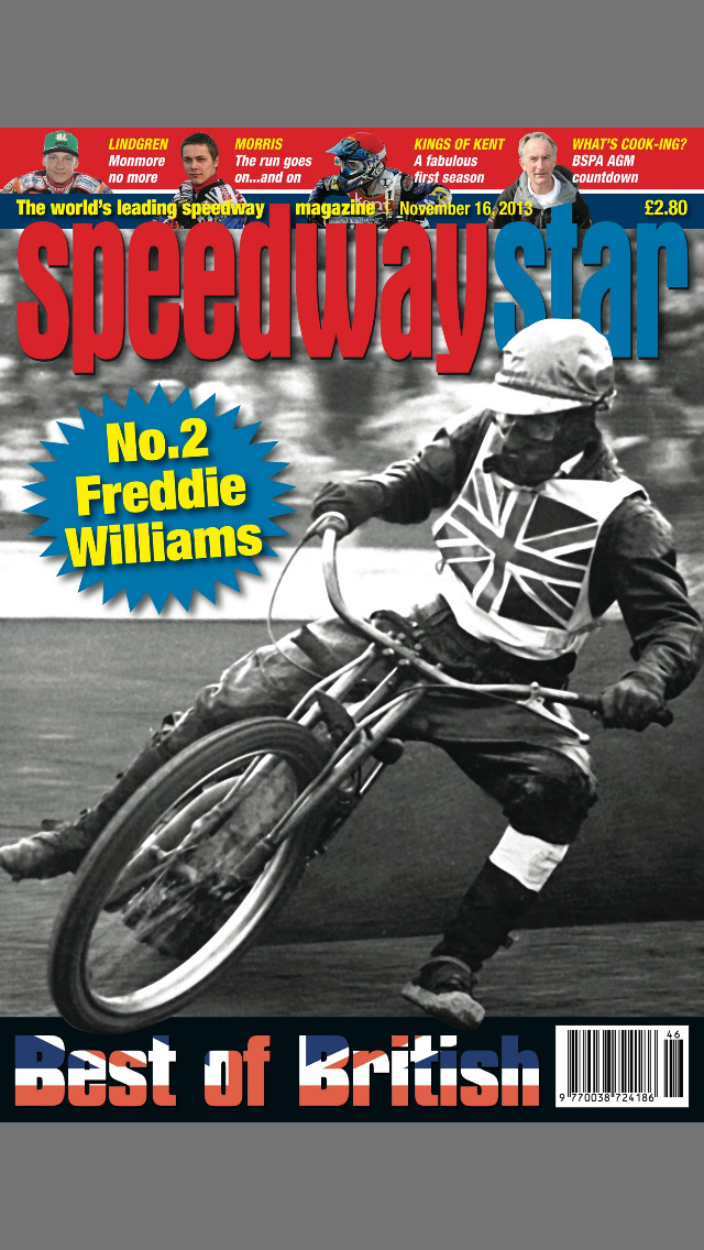 Speedway Star screenshot 1