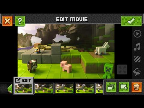 Minecraft Stop-Motion Movie Creator screenshot 9