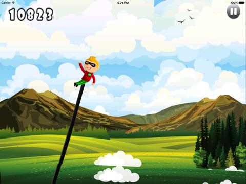 Steel Man Jump PRO screenshot 8