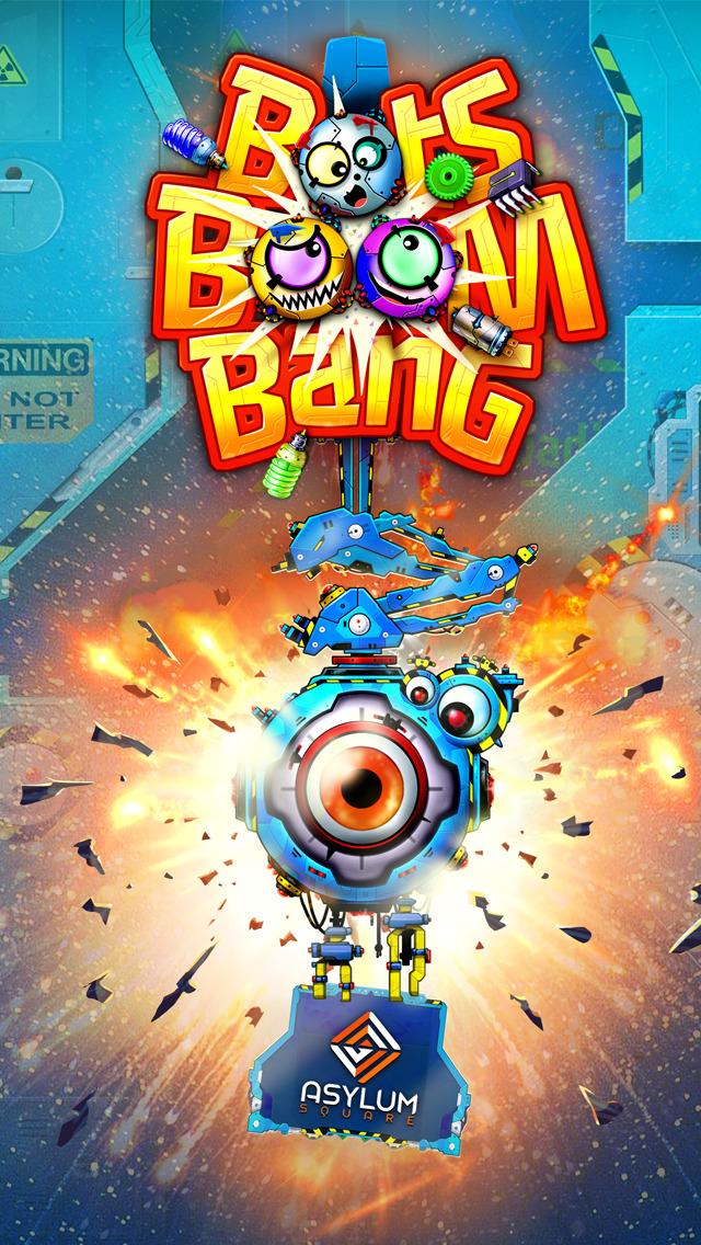 Bots Boom Bang screenshot 1