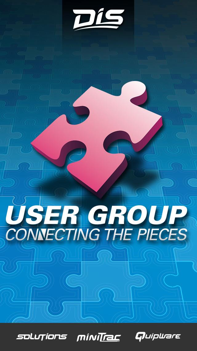 User Group screenshot 1