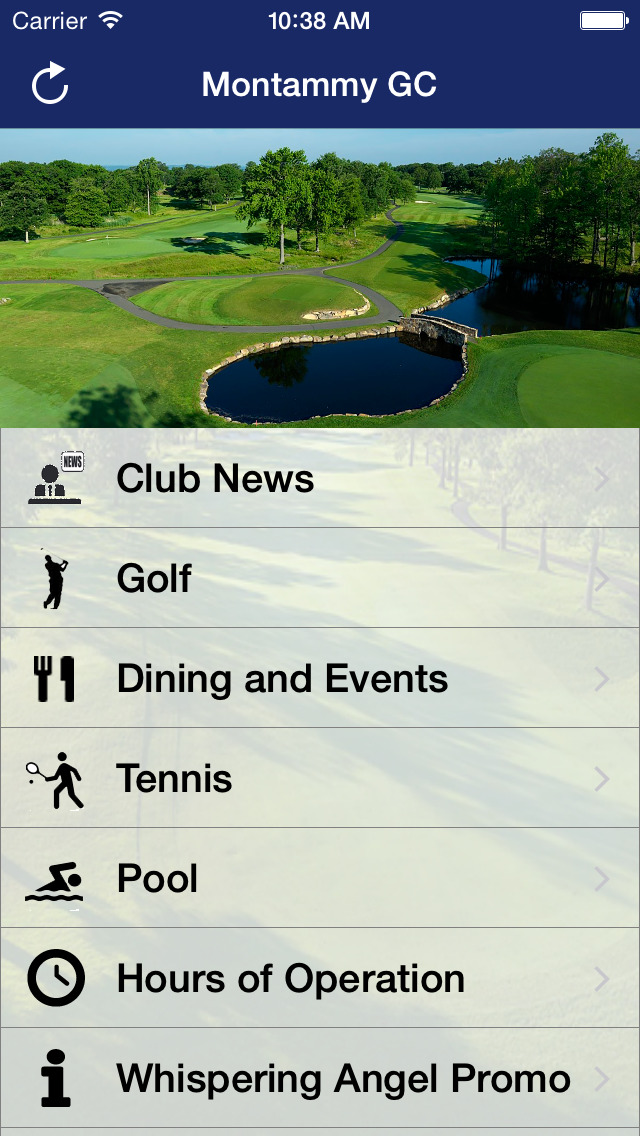 Montammy Golf Club screenshot 2