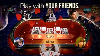 Zynga Poker - Texas Holdem screenshot 2