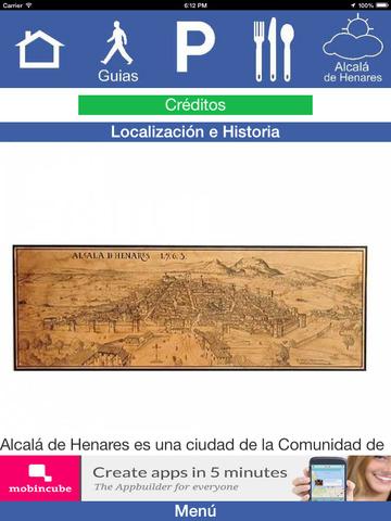 Visitando Alcalá screenshot 5