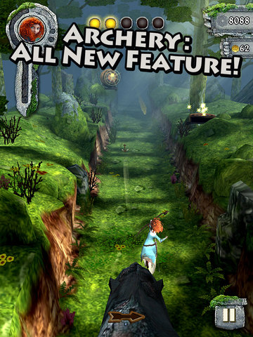 Temple Run: Brave screenshot 6