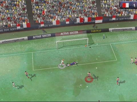 Active Soccer 2 screenshot 9