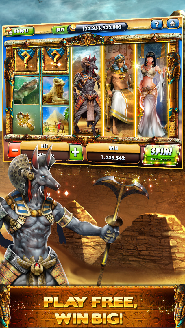 Cleopatra Casino – Slot machines with bonuses screenshot 2