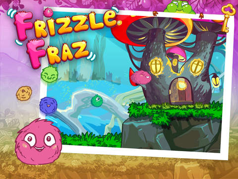 Frizzle Fraz screenshot 7