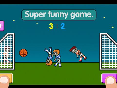 Zombie Soccer Physics screenshot 6