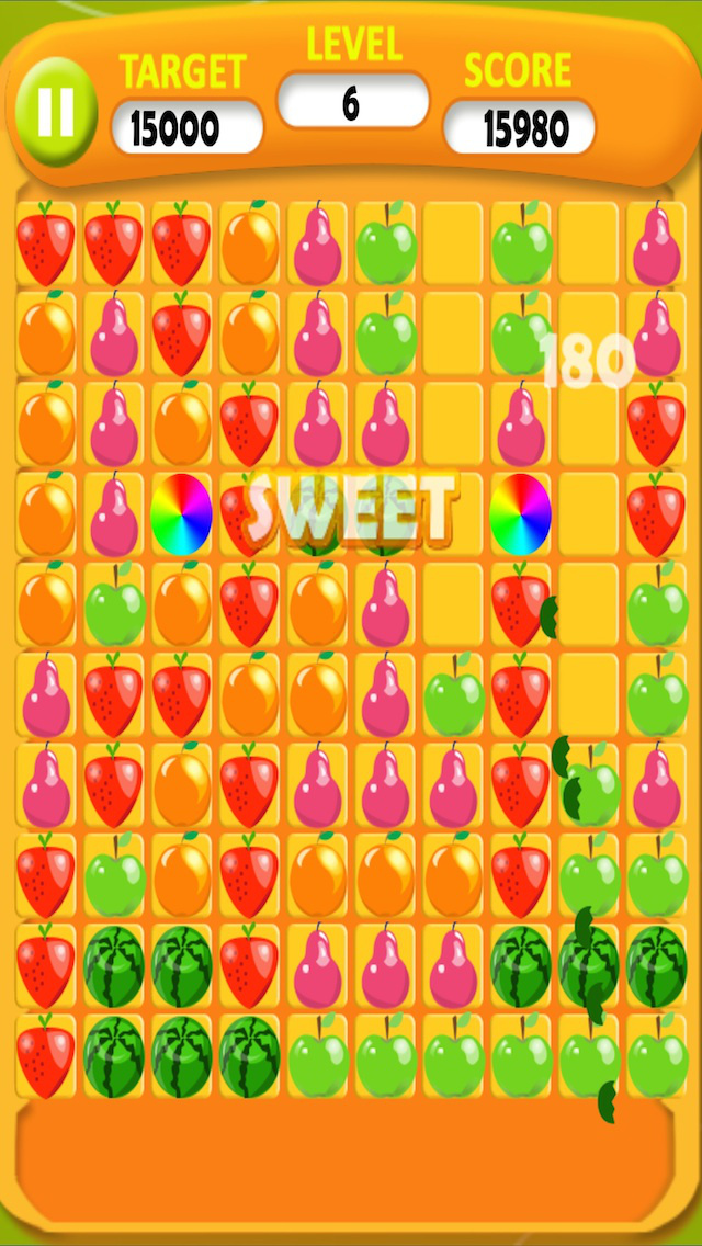 Fruit Smash Fun! screenshot 3