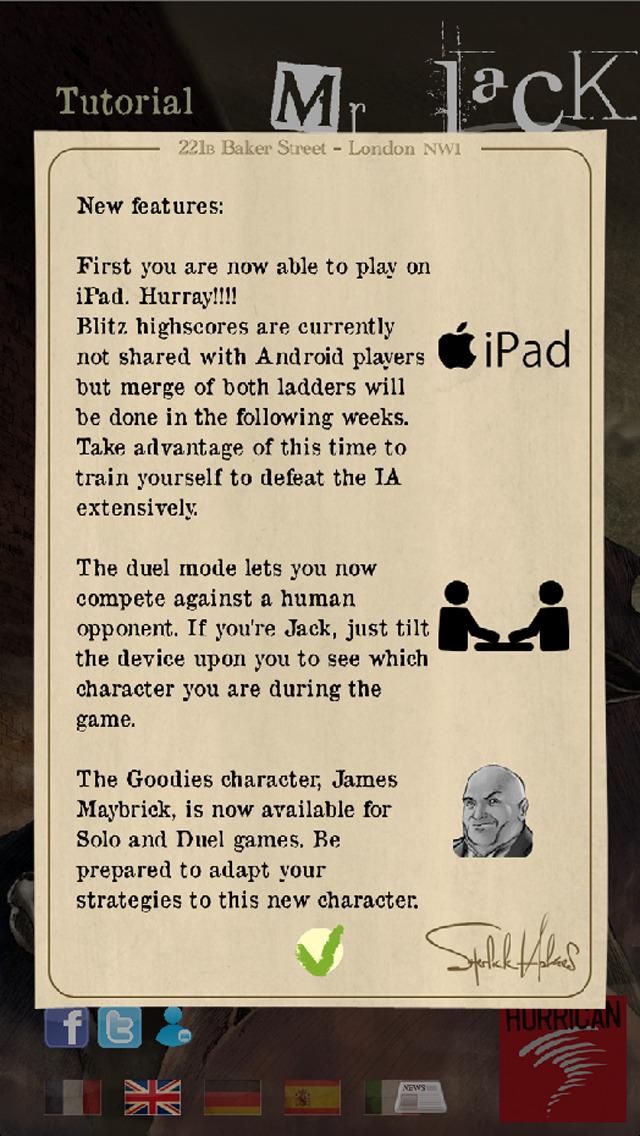 Mr Jack Pocket screenshot 4