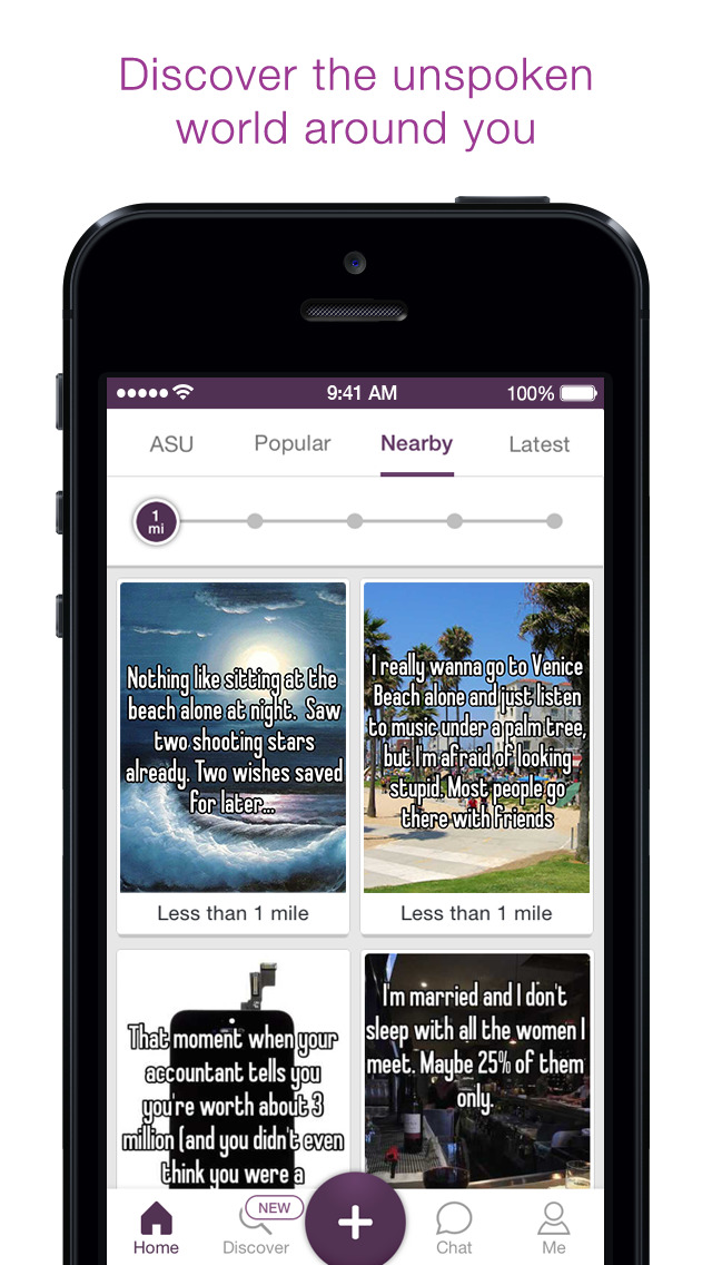 Whisper - Share, Express, Meet screenshot 5