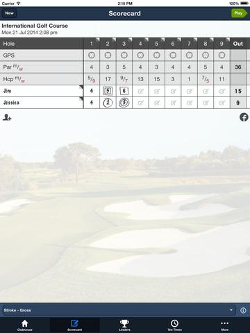 Omni ChampionsGate Golf Club screenshot 9