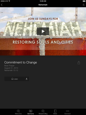 Bethany Community Church screenshot 6