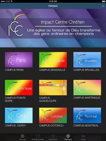 Impact Centre Chrétien screenshot 9