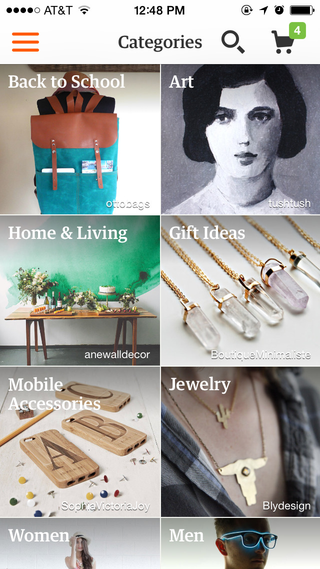 Etsy – Shop special, every day screenshot 1