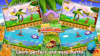 Kids Math Learning Games screenshot 1