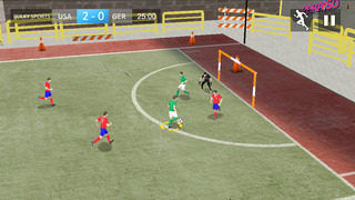 Street Soccer - Futsal 2019 screenshot 4