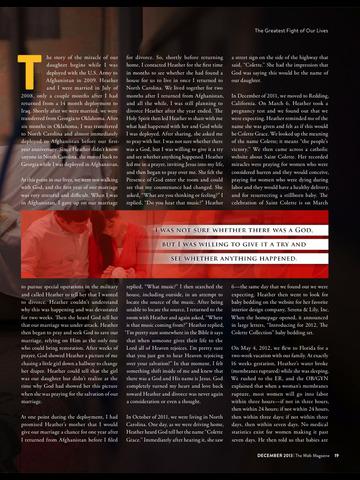 The Walk Magazine screenshot 10