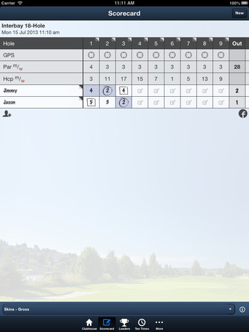 Interbay Golf Center screenshot 9