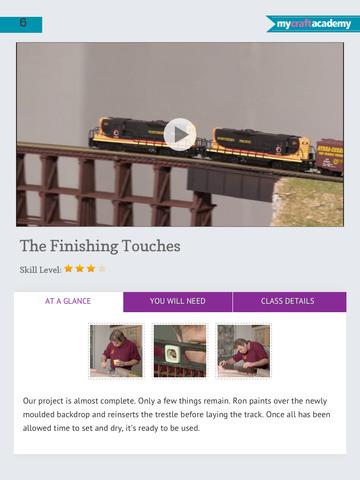 Build a Trestle Bridge for Your Model Railroad screenshot 9