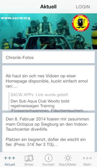 Sub Aqua Club Wiltz screenshot 1