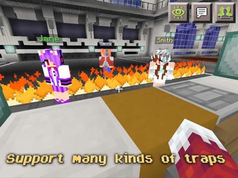 Death Run : Mini Game With Worldwide Multiplayer screenshot #2
