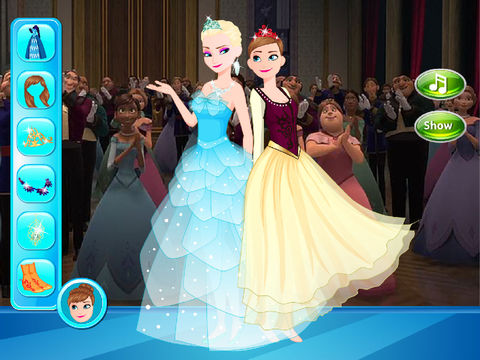 Snow Prom Party screenshot 9