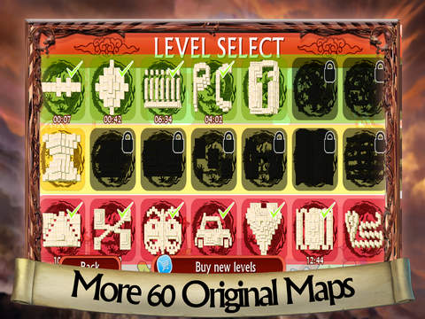 Mahjong Mysterious Kingdom Quest - Premium Star Treasure Saga screenshot 5