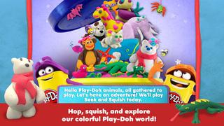 PLAY-DOH: Seek and Squish screenshot 1