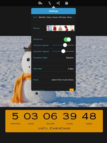 Christmas Countdown!‼ screenshot 10