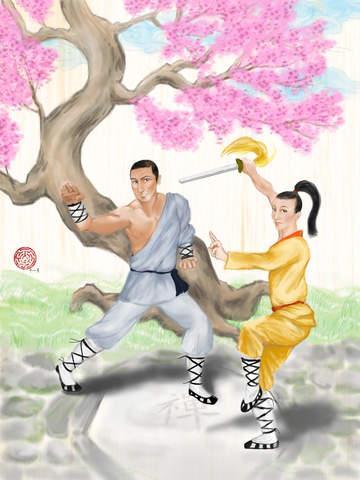 Choice of Kung Fu screenshot 6