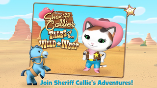 Sheriff Callie's Tales of the Wild West screenshot 1