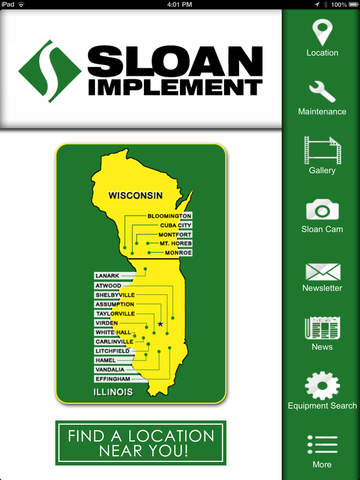Sloan Implement - náhled