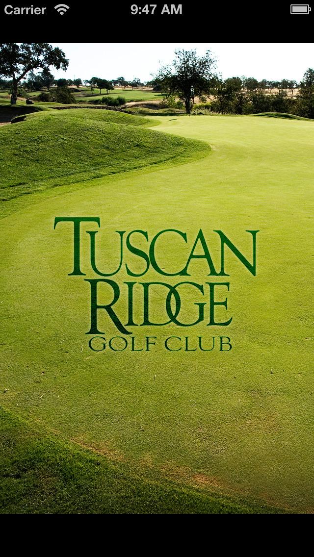 Tuscan Ridge Golf Club screenshot 1