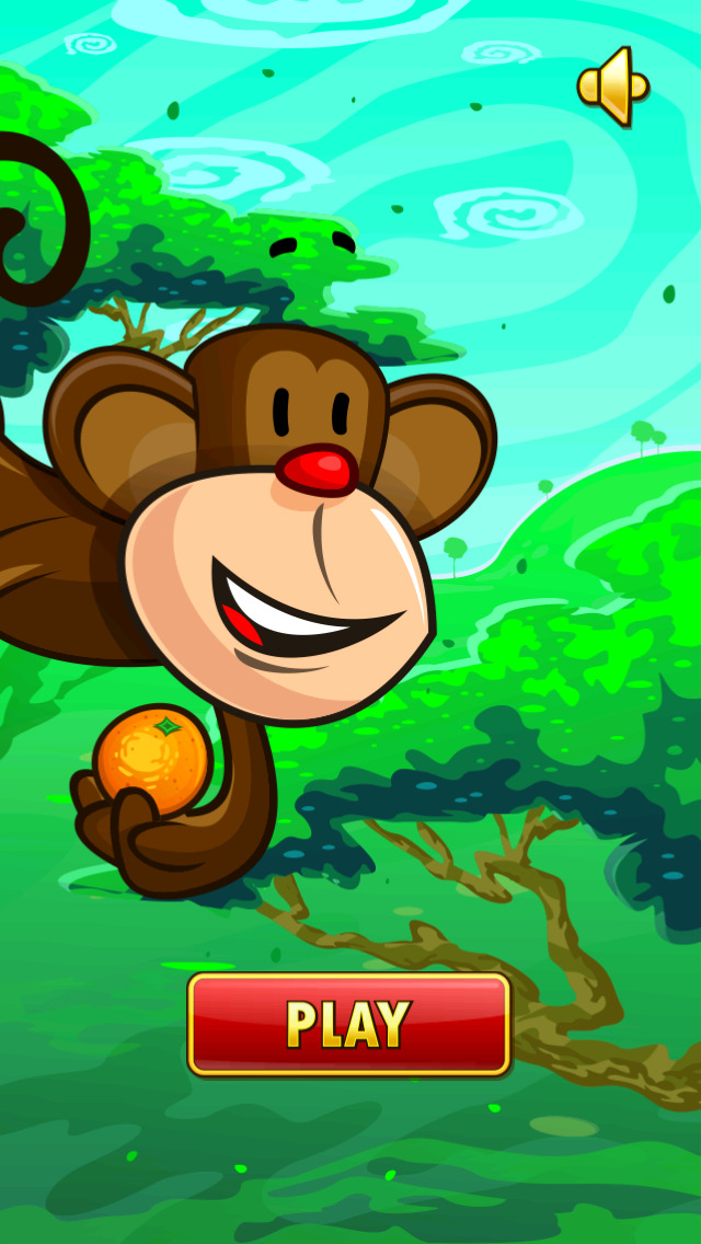 Monkey Freddy's Run - Chase at Cherries Runner screenshot 1