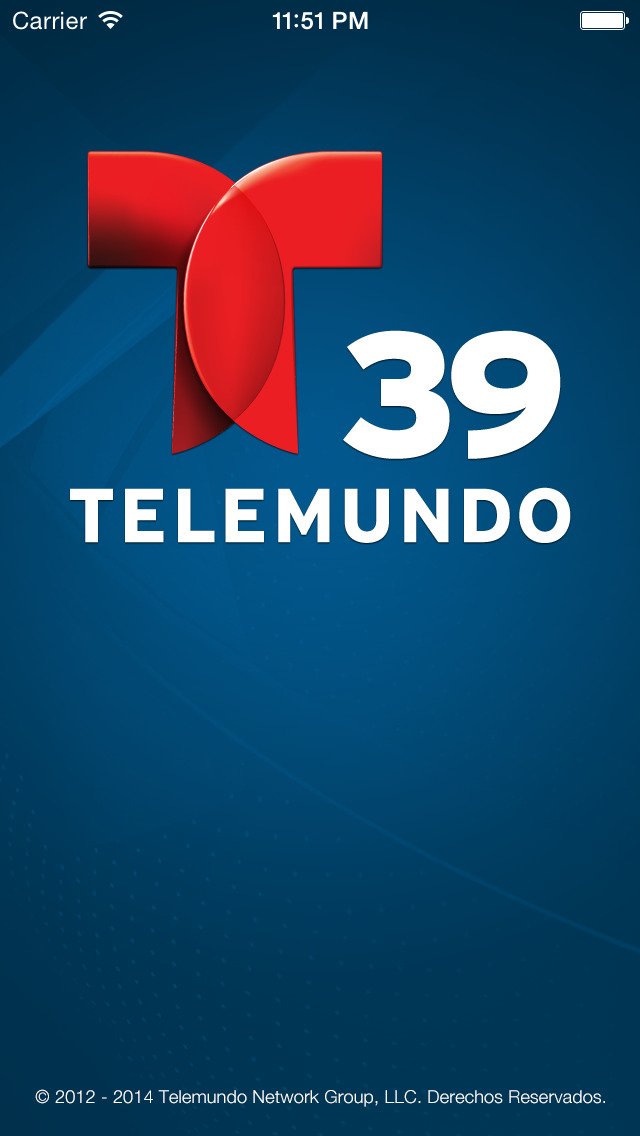 Telemundo 39 screenshot 1
