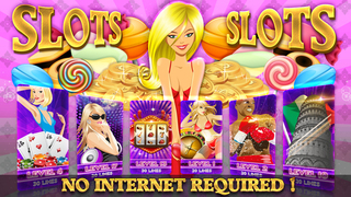 Iron Tower Slots of Fortune! (The Daily 7 Dreams USA Adventure) - Big Win Bonus Wheel Casino 2015 screenshot 1