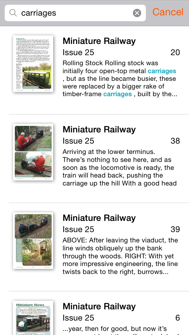 Miniature Railway screenshot 4